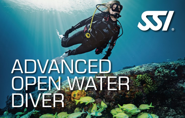 advanced diver plongee reserve cousteau guadeloupe ssi